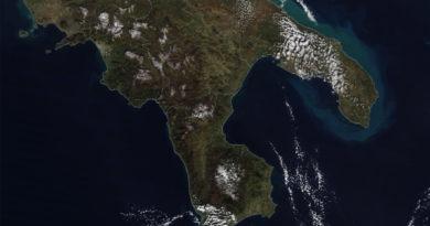 Sud Italia – 09/04/2020